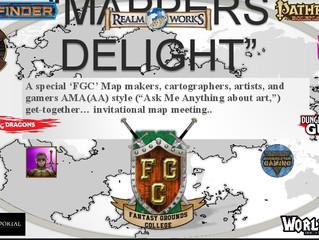 Mappers Delight Webinar: on Youtube