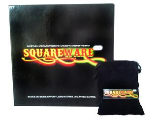 Squareware is coming to Kickstarter...