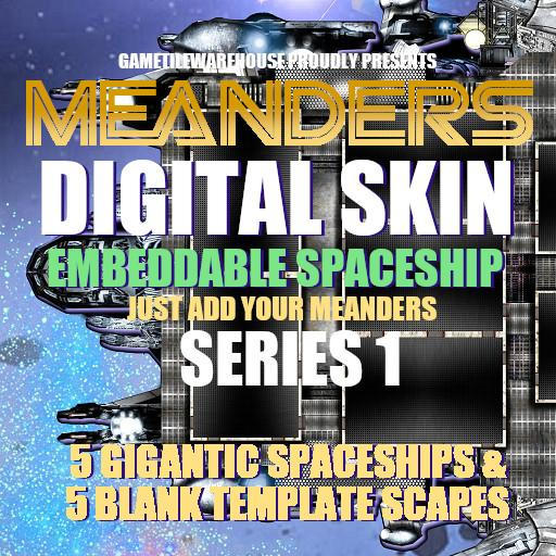 Digital Skin Series 1