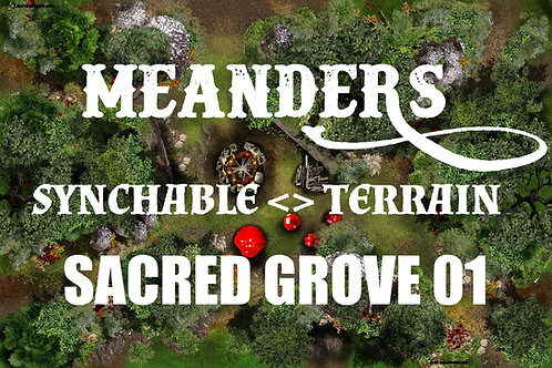 Fantasy Expansion - Sacred Grove 01