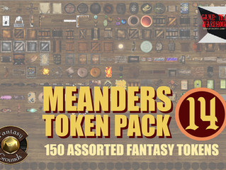 New FG Token Packs