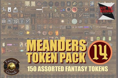 FG Meanders Fantasy Token Pack 14