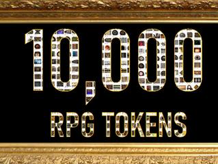 10,000 Tokens Kickstarter