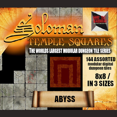 Soloman Temple Squares - ABYSS