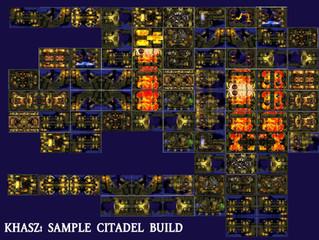 Khasz Citadel / VulcanForge
