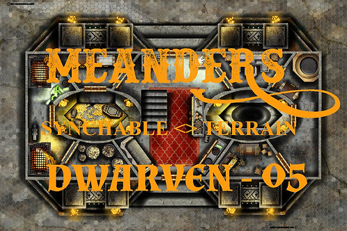 Dwarven Mansion 05a [1 of 5]