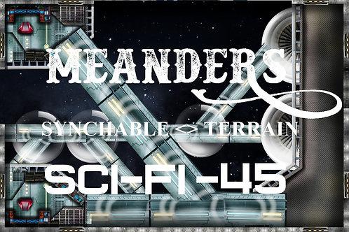 Sci-fi 45 [Special Platform]