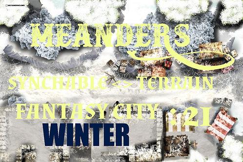 Fantasy City Winter 21