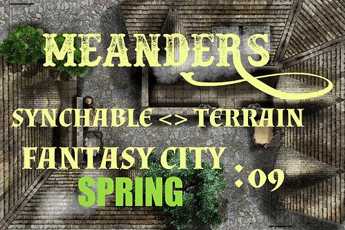 Fantasy City Spring 09