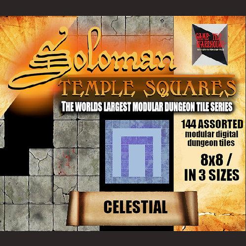 Soloman Temple Squares - CELESTIAL