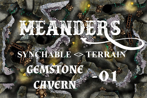 Gemstone Cavern 01