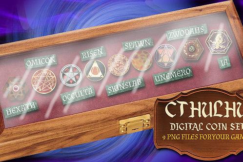 Digital Coins: Cthulhu
