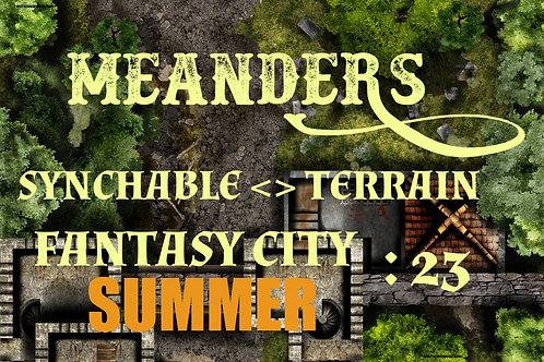 Fantasy City Summer 23