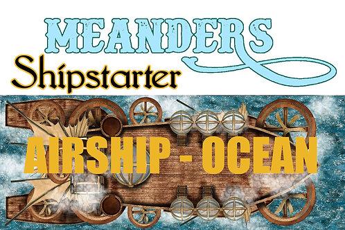 Shipstarter AirShip - Ocean
