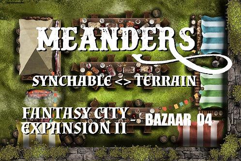 Fantasy City Expansion II - Bazaar 04
