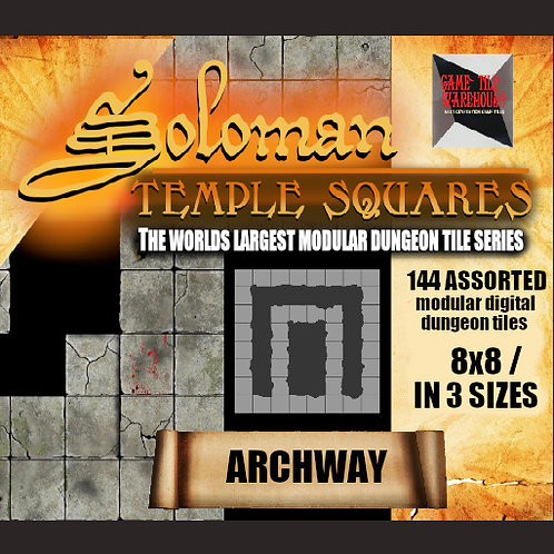 Soloman Temple Squares - ARCHWAY