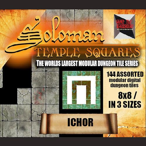 Soloman Temple Squares - ICHOR