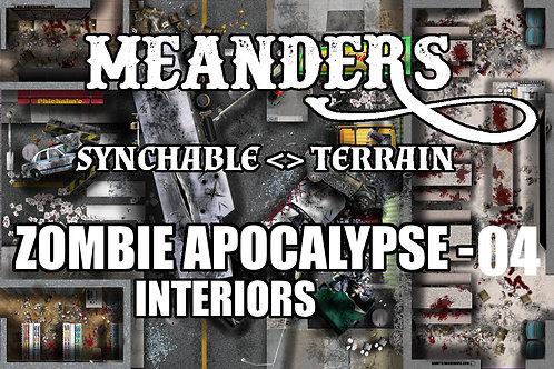 Zombie Apocalypse Interior 04