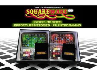Squareware: Live on Kickstarter