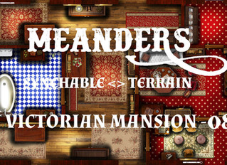 New Meanders! Wizard Tower / Vic Mansion