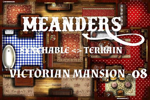 Victorian Mansion 08