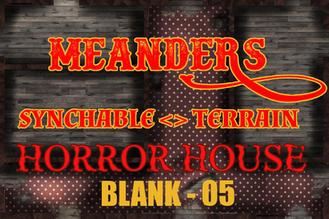 Horror House Blank 05