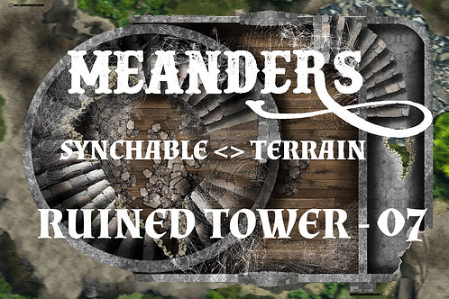 Ruined Tower 07