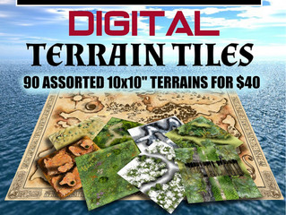 Digital Terrain Tiles Launched
