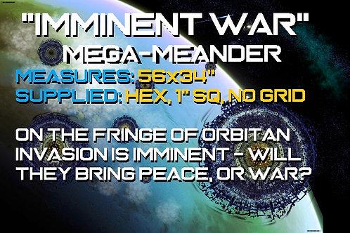 """Mega-Meander """"At Rest"""" (Imminent War)"""