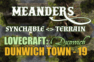 DUNWICH TOWN 19