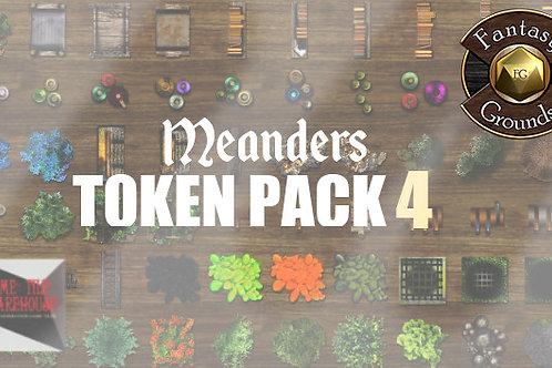 FG Meanders Fantasy Token Pack 4
