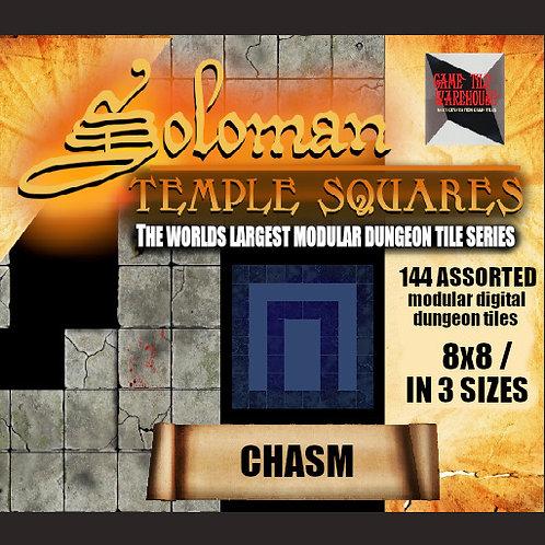Soloman Temple Squares - CHASM
