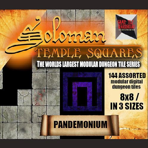 Soloman Temple Squares - PANDEMONIUM