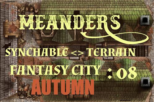 Fantasy City Autumn 08