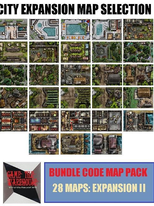 Meanders 4: Expansions II Fantasy City Map Bundle Code
