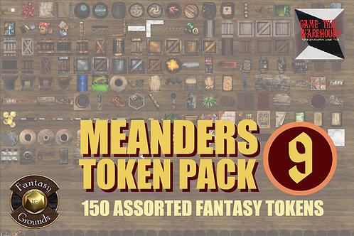 FG Meanders Fantasy Token Pack 9