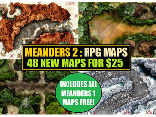 Meanders 2 Relaunch