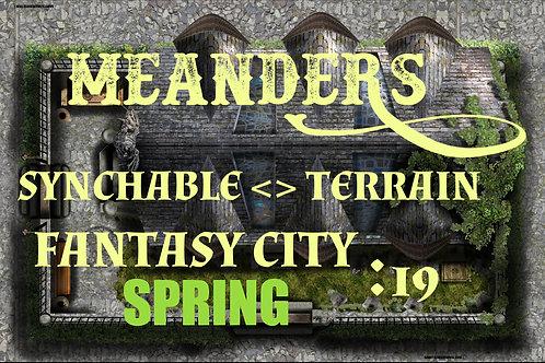 Fantasy City Spring 19