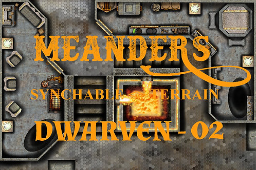 Dwarven 02 - Alternate Version