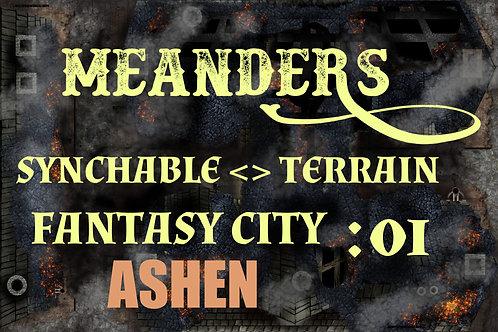 Fantasy City Ashen 01