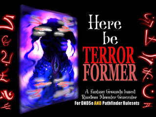 TERRORFORMER: Live on Kickstarter