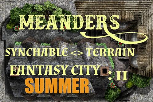 Fantasy City Summer 11