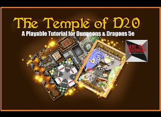 Temple of D20 Kickstarter