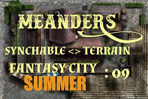 Fantasy City Summer 09
