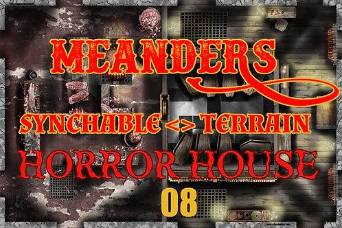 M3 Horror House Mansion 08