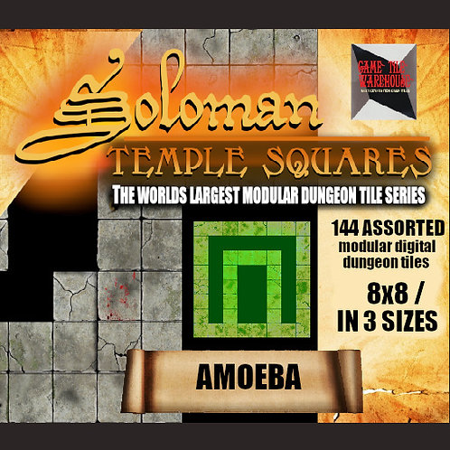 Soloman Temple Squares - AMOEBA