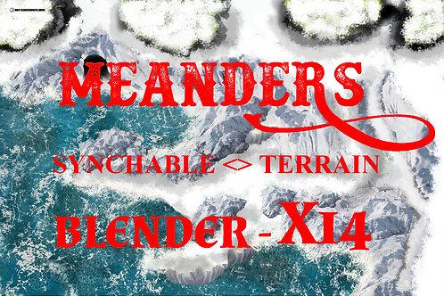 Ocean to Ice - BLENDER