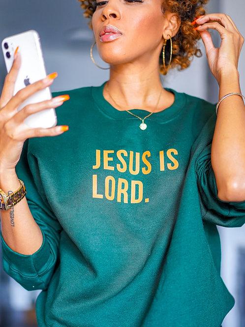 JESUS IS LORD CREW