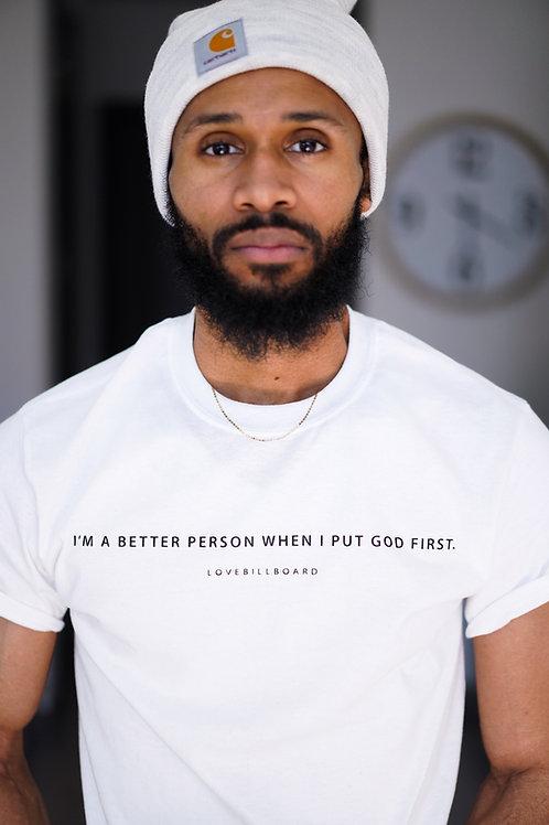Better Person T-Shirt