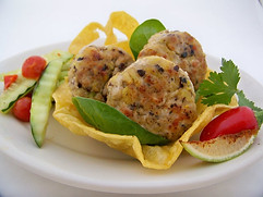 Chicken Fajita Bites